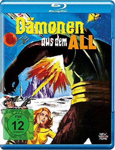 Dämonen aus dem All - Uncut [Blu-ray]