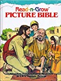 Read-n-grow Picture Bible: Adventure from Creation to Revelation in 1,872 Realistic Pictures