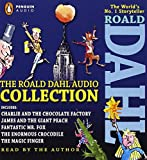 The Roald Dahl Audio Collection: Includes Charlie and the Chocolate Factory, James & the Giant Peach, Fantastic Mr. Fox, The Enormous Crocodile & The Magic Finger