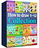 img - for how to draw collection 1-12 (over 400 pages) (how to draw collcetions) book / textbook / text book
