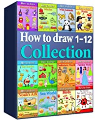 How To Draw Collection 1-12 by amit offir ebook deal