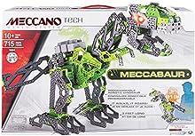Comprar Meccano Tech T-Rex - juegos de construcción (Robot, IR remote, Verde, Gris, Caja)
