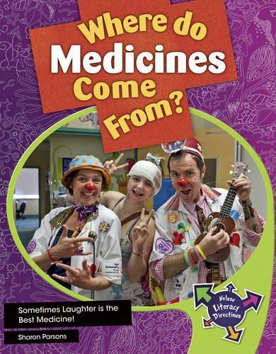 Where Do Medicines Come From?