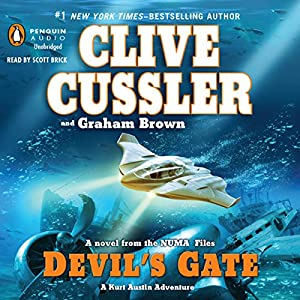 Devil's Gate Audiobook