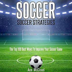 Soccer: Soccer Strategies Audiobook