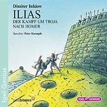 Ilias (       UNABRIDGED) by Dimiter Inkiow Narrated by Peter Kaempfe