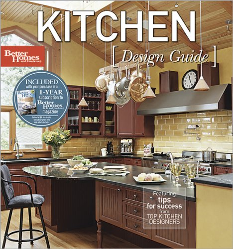 Kitchen Design Guide (Better Homes & Gardens Decorating)