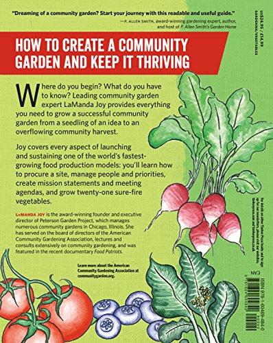 Start a Community Food Garden: The Essential Handbook