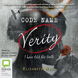 Code Name Verity | [Elizabeth Wein]