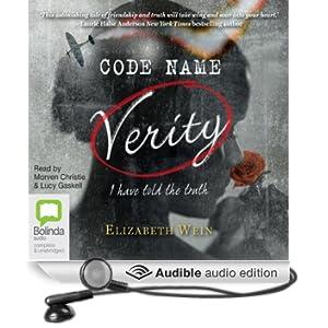 Code Name Verity (Unabridged)