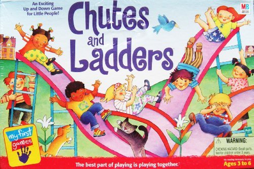 Chutes and Ladders - My First Games