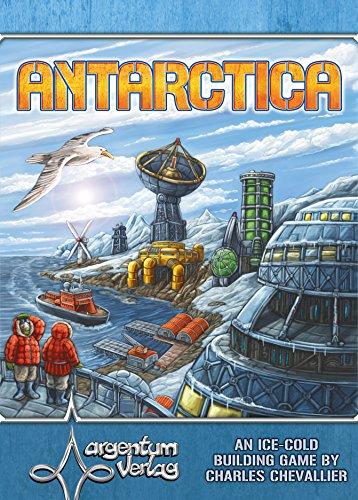 Argentum Verlag - Gioco da tavolo Antarctica (Inglese) [Edizione: Germania]