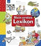 Mein erstes Lexikon: Schauen-Klappen-Staunen