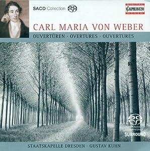 Weber C.M. Von: Overtures (Dr