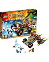 Lego Legends of Chima - 70135 - Cragger's Fire Striker