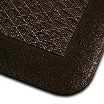 "Kitchen Mat | Anti Fatigue Mat, 3/4"" Thick | Ergonomically Engineered, Non-Slip, Waterproof | 20"