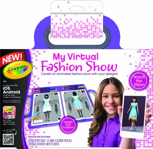 Crayola My Virtual Fashion Show - 1