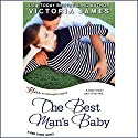 The Best Man's Baby Audiobook by Victoria James Narrated by Eileen Stevens