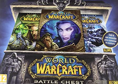 World of Warcraft 3:  Battle Chest