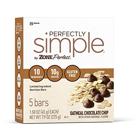 Отзывы Zone Perfect Perfectly Simple Nutrition Bar
