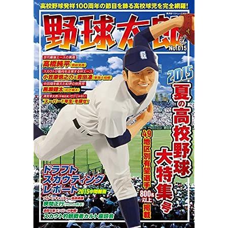 野球太郎NO.015 2015夏の高校野球大特集号 (廣済堂ベストムック302号)