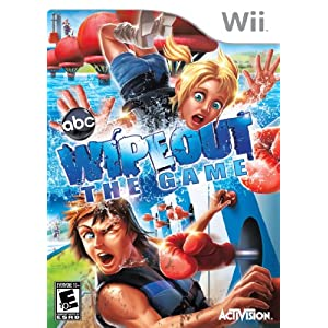 Wipeout, The Game