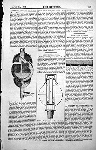 imprima-el-piso-1886-559l150-del-bloque-de-madera-de-la-valvula-de-la-cisterna-del-separador-de-agua