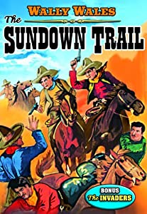 The Sundown Trail (1934) / The Invaders (1912) (Silent)