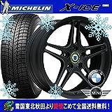 数量限定 スタッドレス 16インチ BMW 3シリーズ(F30/F31)用 205/60R16 ミシュラン X-ICE XI3 レーシングダイナミクス RD3(MB) タイヤホイール4本セット 輸入車