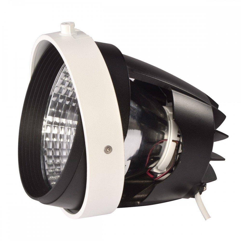 SLV COB LED Modul für Aixlight Pro Einbaurahmen, 30 Grad, weiß 115183