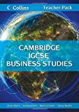 Cambridge IGCSE ® Business Studies Teacher Resource Pack