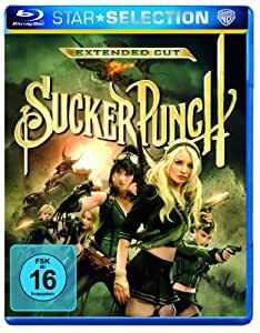 BD * Sucker Punch (Extended Cut / 1 Disc) [Blu-ray] [Import allemand]