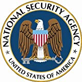 Aufkleber NSA...