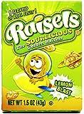 Champion Raisels Sour Lemon Blast, 6-Count (Pack of 12)