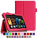 Fintie Amazon Kindle Fire HDX 7 Folio Case - Auto Sleep / Wake Feature 3 Year Warranty (will only fit Kindle Fire HDX 7