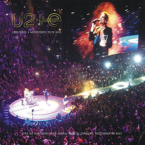 U2 LIVE IN BERLIN 2015 2CD set Innocence Experience World Tour by U2 (2015-01-01)
