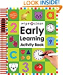 Wipe Clean: Early Learning Activity B...