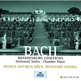 Johann Sebastian Bach: Suite for Violin and Continuo, No.6 in A, BWV 1025 - Entr�e