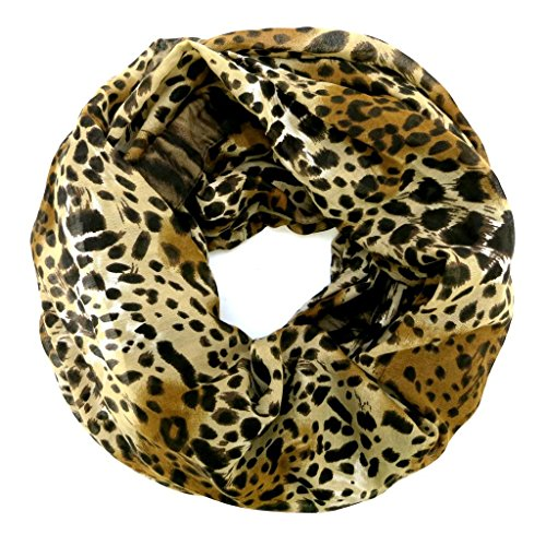 accessu-Echarpe-Foulard-pour-Femme-Animal-Print-Leo-Design-brownbeigeblack