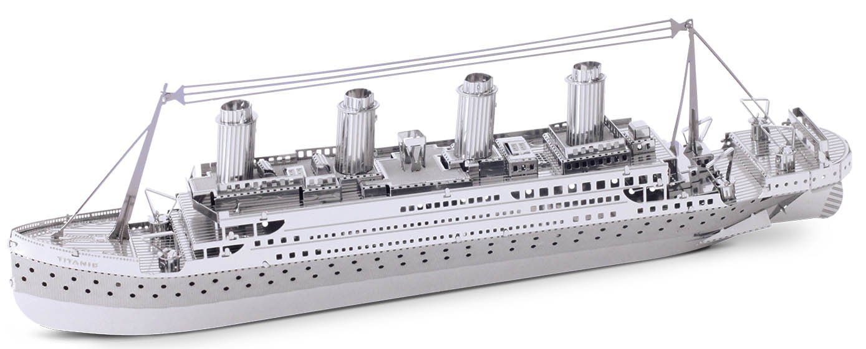 Details about New Metallic Nanopuzzle Titanic Tmn-24 Japan