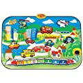Best Choice Products Kids Giant Happy City Musical Dance Electronic Playmat Great Gift