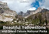 Borg Enders Beautiful Yellowstone and Grand Tetons National Parks: Unforgettable Moments in Two of the Most Beautiful National Parks in the USA (Calvendo Places)