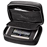 Hama - 73086921 - Funda r�gida universal para GPS, color negro