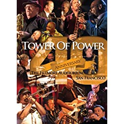 Tower of Power- 40th Anniversary [Blu-ray]