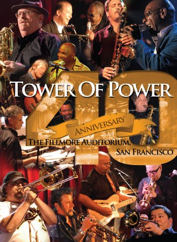 Tower of Power - 40th Anniversary
