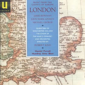 Music From The Courts of Europe - London