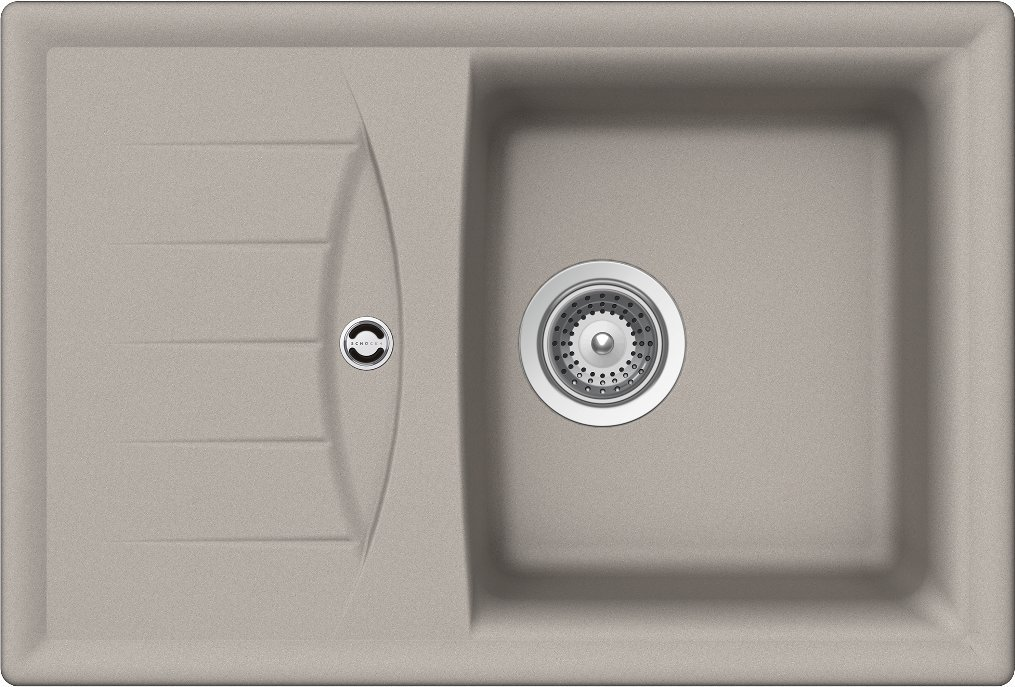 Schock Genius D100S Unterbau, beton, GEND100SUGBT  BaumarktKritiken und weitere Informationen