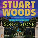 Son of Stone: A Stone Barrington Novel (       UNABRIDGED) by Stuart Woods Narrated by Tony Roberts