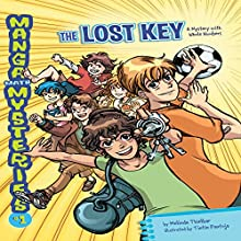 #1 The Lost Key: A Mystery with Whole Numbers Audiobook by Melinda Thielbar Narrated by  Book Buddy Digital Media