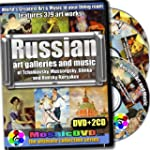 Russian Art Galleries and Music of th...